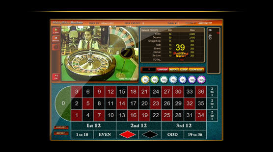 Holiday Palace Roulette