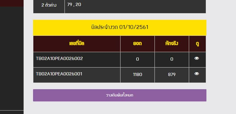 thai lotto online